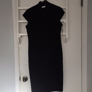 Beautiful black body slim dress